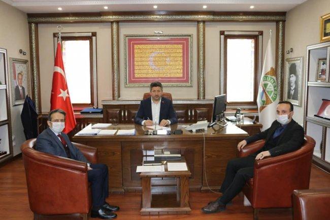 GÜNEYSU'DA ENGELLERİ KALDIRAN PROJE